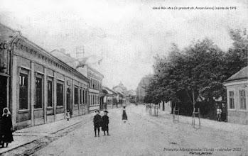 Photo: Str. Avram Iancu fosta Jokai Mor  - inainte de 1918 sursa Primaria Turda https://picasaweb.google.com/102985115859967760975/TurdaImaginiDeAltadataCalendarEditatDePrimariaMunicipiuluiTurda#6248954623178205778