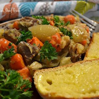 Crock Pot Irish Beef Stew