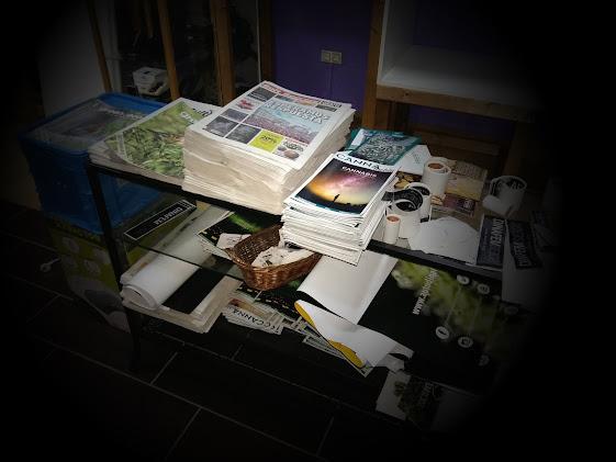 Prensa y revistas de Ganesh GrowShop,