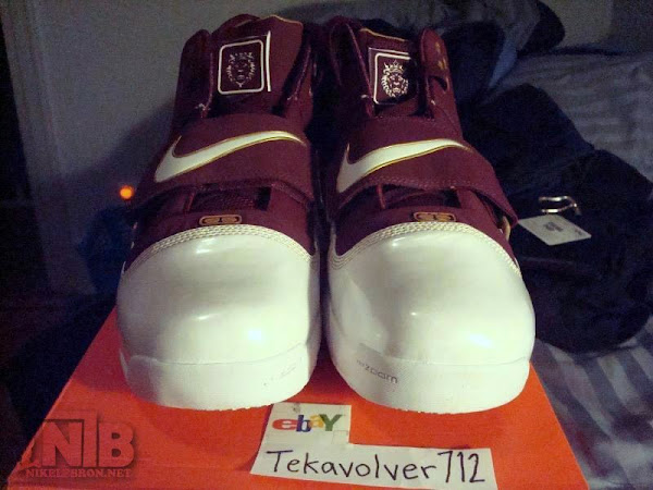 Nike Zoom LeBron Soldier CTK Away PE First Pics