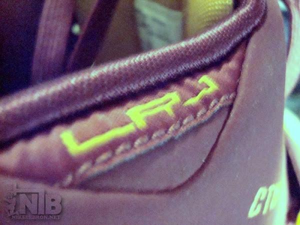 Nike Zoom LeBron Soldier CTK Away PE First Pics