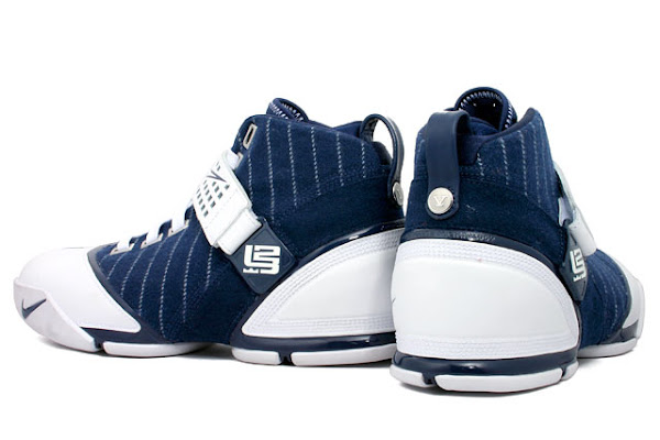 LeBron 5 New York Yankees edition hits exclusive stores