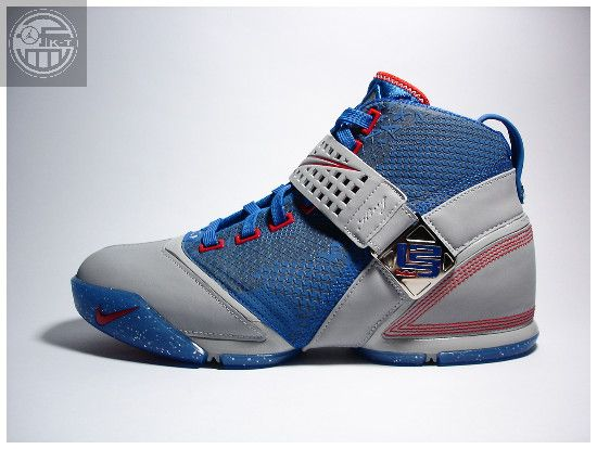 Fresh look at the 2008 AllStar Zoom LeBron V