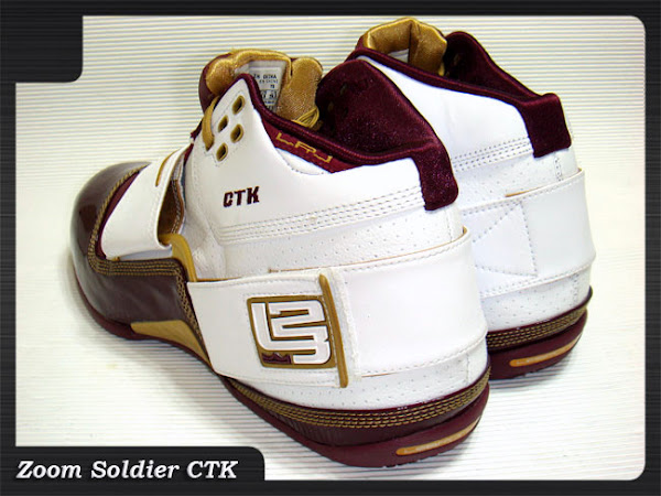 A look at the House of Hoops exclusive CTK Soldier