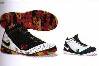 e8d1f669ccd The upcoming Nike LeBron 2008 releases ZLV low ZLSII ...