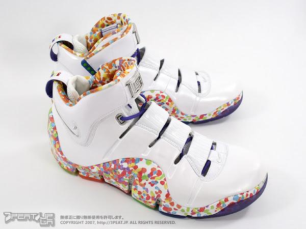 wholesale dealer 9ee1c c5008 fruity pebbles   NIKE LEBRON - LeBron James Shoes - Part 3