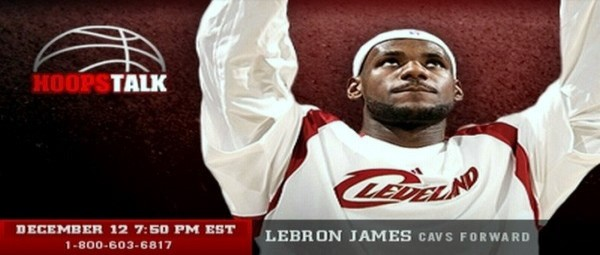 A friendly reminder 8211 Join LeBron at Nike Hoopstalk tomorrow