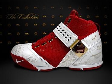 New Nike Zoom LeBron V China wallpaper