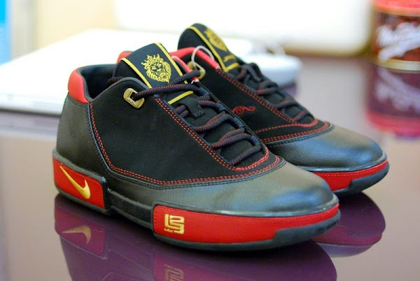 New Nike Zoom LeBron Low ST Player Exclusive