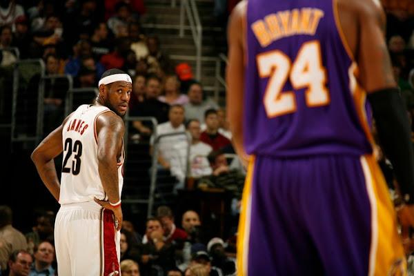 200708 NBA Season CLE vs LAL A Clutch Win
