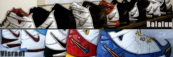 Two new collections in Nike LeBron Collectors section