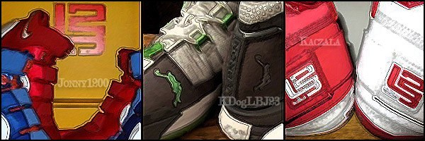 Nike LeBron Collectors Update 8211 3 New Pages Comments