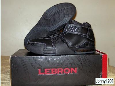 Nike Zoom LeBron II Birthday Exclusive (GR)