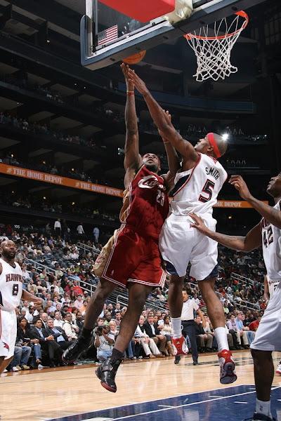 200708 NBA Season CLE vs SEA at ATL Cavs back at 500