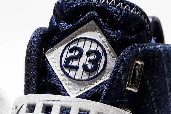 2609af843485 ... Nike Zoom LeBron V New York Yankees Showcase ...