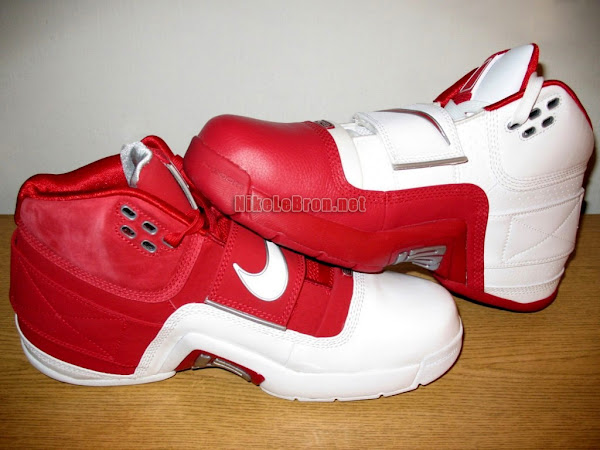 Nike Zoom LeBron Soldier Ohio State Home vs Away PEs