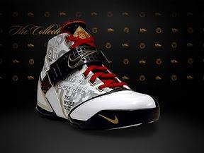 lbj5 pe tribute5 2 New Nike Zoom LeBron V Mr. Basketball wallpaper