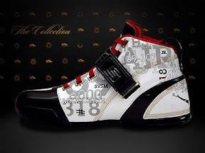 lbj5 pe tribute5 3 New Nike Zoom LeBron V Mr. Basketball wallpaper