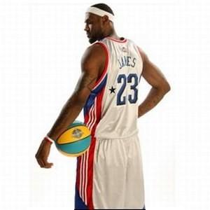 LeBron James Voted Eastern Conference 2008 AllStar Starter