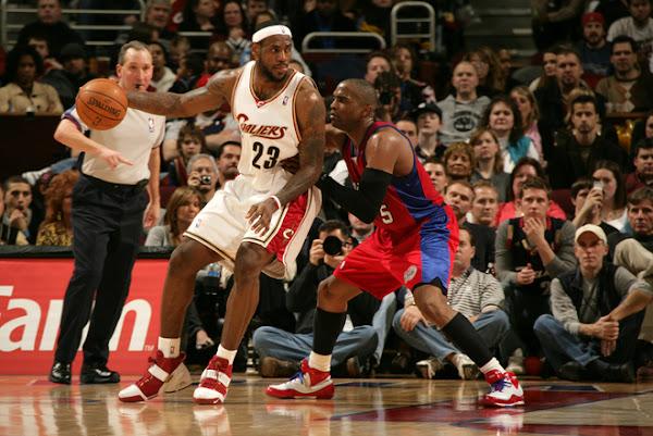 200708 NBA Season CLE vs LAC BOS at HOU vs ATL