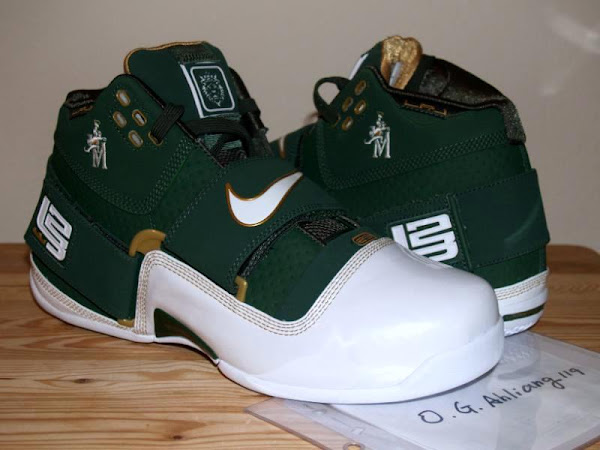 4d92189f12dc1 New Nike Zoom Soldier St Vincent St Mary Away PE ...