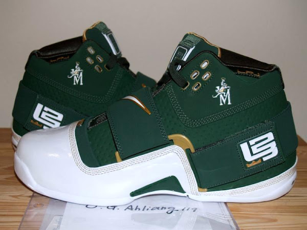 reputable site 05cdc 5a799 New Nike Zoom Soldier St. Vincent St. Mary Away PE | NIKE ...