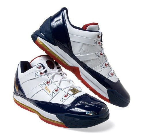 Another batch of autographed LeBrons available at Upper Deck