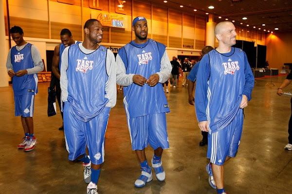 NBA AllStar 2008 New Orleans Photo Recap Saturday