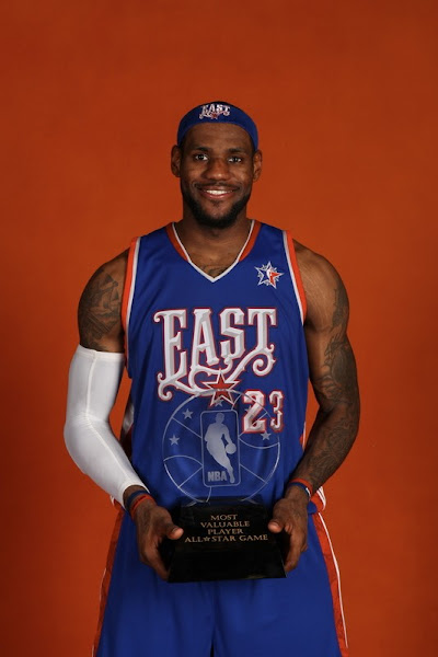 Nba all star celebrity game mvp voting
