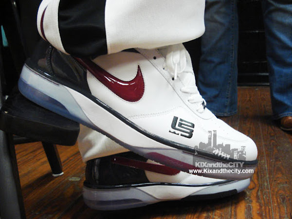 New Nike Air Force 25 LeBron Player Exclusive