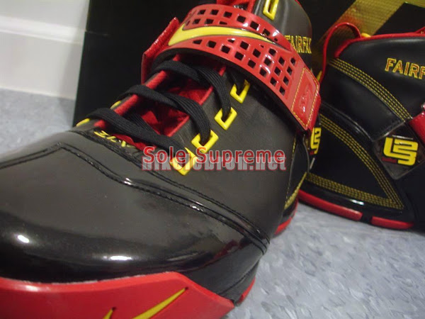 Another look at the Fairfax Nike Zoom LeBron V PE