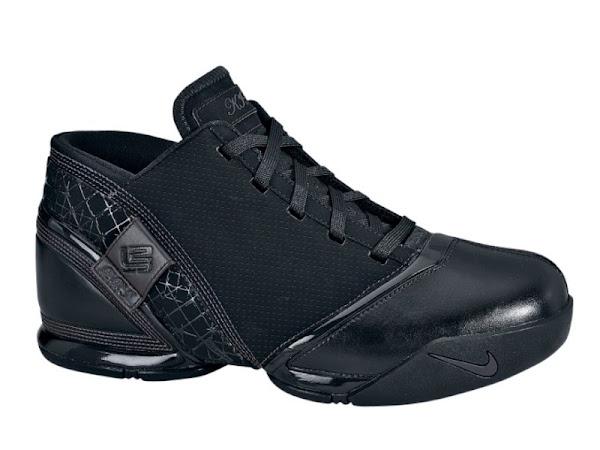 New Nike Zoom LeBron V Low Colorways Catalog Pics