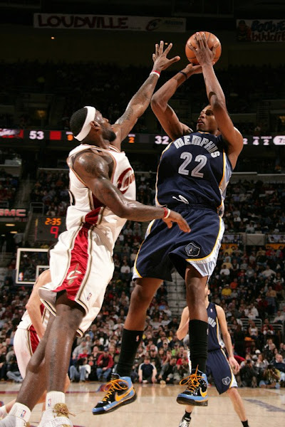 200708 NBA Season CLE vs HOU at IND vs WAS MEM