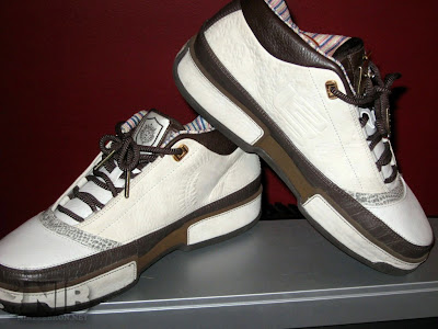 wholesale outlet wholesale outlet sells Zoom LeBron Low ST Brown and Bone Sample Colorway | NIKE LEBRON ...