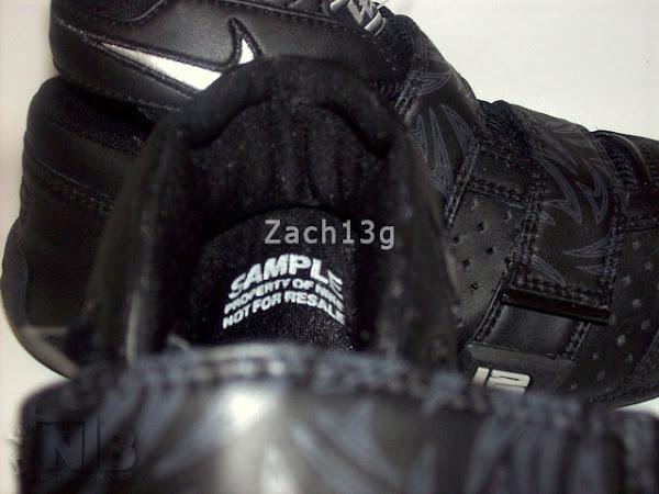 Nike Zoom 2055 BlackAnthracite Laser Kids Sample
