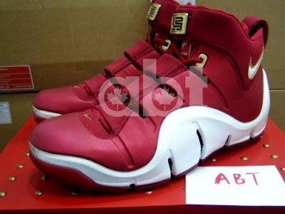 662ab3246e0 Nike Zoom LeBron IV China Exclusive