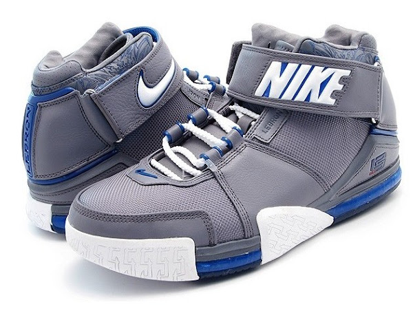 Nike Zoom LeBron II AllStar GR vs PE