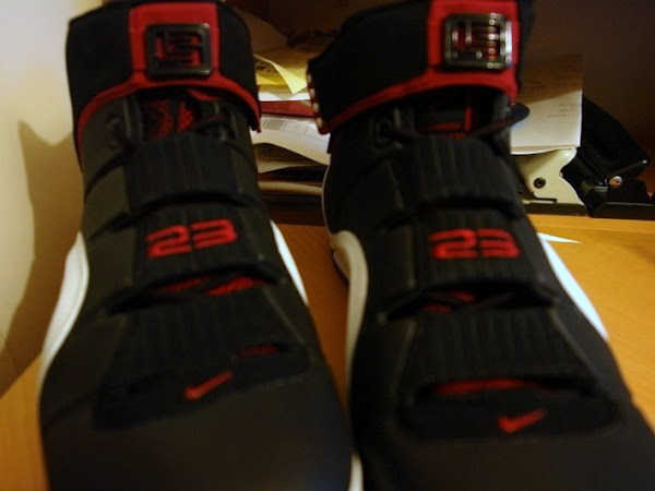 LeBron James8217 23 LeBron IV Player Exclusives