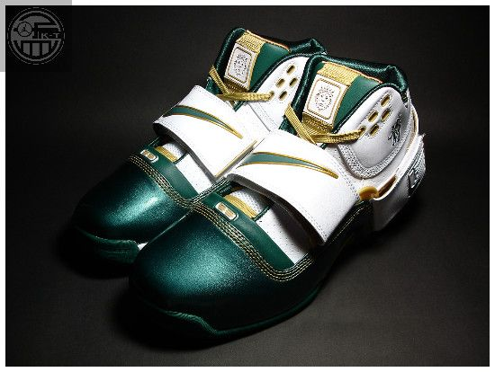 Saint Vincent Saint Mary Zoom LeBron Soldier Home PE