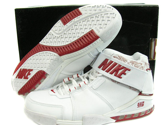 newest 9372d 39c3d The are four General Release colorways for the Nike Zoom LeBron II, here  they are