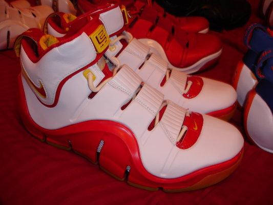 Nike Zoom LeBron IV 8211 no30 Fairfax no31