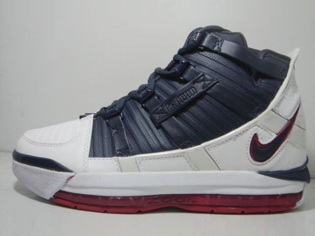 cf70eda3bdf ... style is not listed in there there is a great chance you ve found a  counterfeit. There are eight General Release colorways for the Nike Zoom LeBron  III.