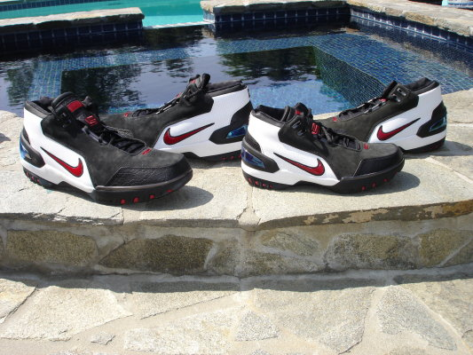 Air Zoom Generation ultimate collection