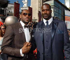 lbj misc 2007 07 espys 08 LeBron James 2007 ESPY photo recap