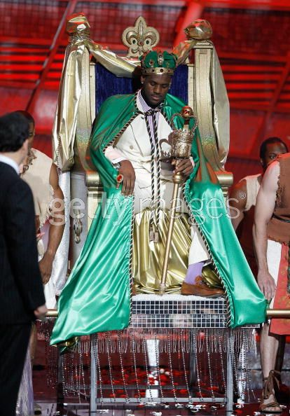 LeBron James 2007 ESPY photo recap