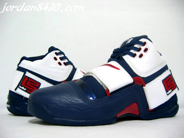 Nike Zoom Soldier Olympic edition