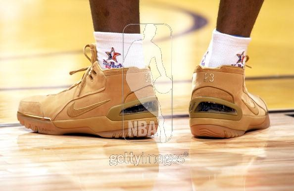 Wheat Air Zoom Generation AllStar Game 23 PE