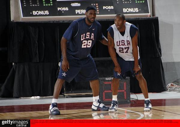 USA Basketball Team mini camp day one