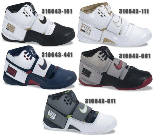 Release Date reminder 8211 Zoom LeBron Soldier