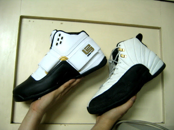 Does the Zoom Soldier reminds you of Air Jordan XII